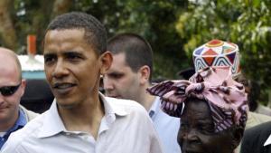 grandmother sarah obama in siaya kenya