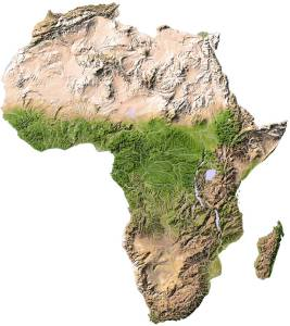 africa-topographic